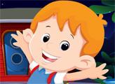 Игра Спаси счастливого школьника