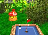 Игра Мини-гольф: Юрский период