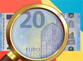 Игра Детектор денег: Евро