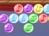 Игра Музыкальные пузыри