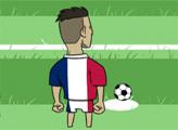 Игра Футбол - Пенальти - Чемпионы
