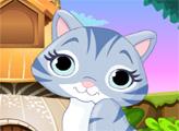 Игра Спаси милую кошку