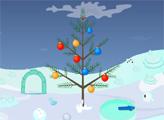 Игра Побег замороженного Санты