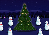 Игра Рождественский побег 2