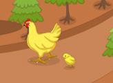 Игра Побег курицы
