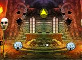 Игра Побег с заброшенной фантастической виллы