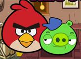 Игра Спаси злых птичек
