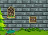 Игра Побег из древних стен