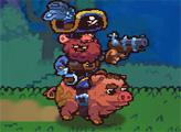 Игра Пират: Возвращение сокровищ