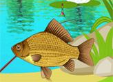 Игра Большая рыбалка на три удочки