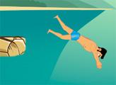 Игра Прыжки с утеса