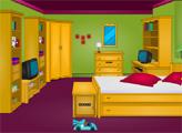 Игра Побег из удивительной комнаты