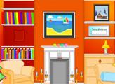 Игра Побег из комнаты с изображением Санты