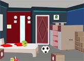 Игра Побег из современной детской комнаты