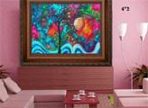 Игра Побег из художественной комнаты