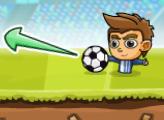 Игра Кукольный футбол
