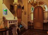 Игра Побег из викторианского дома