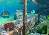 Игра Подводный лес