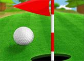 Игра Давай играть в гольф