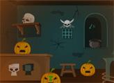 Игра Побег из дома в Хэллоуин 6