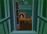 Игра Побег из дома в Хэллоуин 7