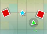 Игра Приключения треугольника