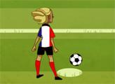 Игра Чемпионат по женскому футболу