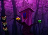 Игра Побег из готического леса