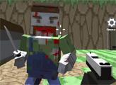 Игра Зомби арена- выживание