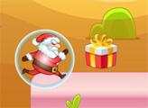 Игра Рождественский забег Санта Клауса