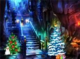 Игра Найти новогоднюю открытку