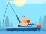 Игра На рыбалке