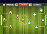 Игра Футбольные крышки
