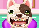 Игра Сумасшедший звериный стоматолог