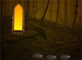 Игра Побег из тихого леса