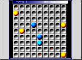 Игра Шары строятся в ряд по 4