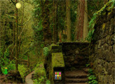 Игра Запутанный лес