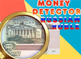 Игра Детектор денег:Российский рубль