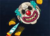Игра Метатель ножиков - ужасы