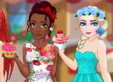 Игра Принцессы и кексы
