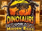 Игра Мир динозавров: Скрытые яйца 2