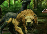 Игра Побег из леса мифического зверя