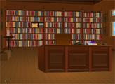 Игра Побег из библиотеки