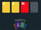 Игра Пасьянс 2048
