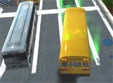 Игра Парковщик автобусов 3Д