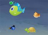 Игра Рыба ест рыбу