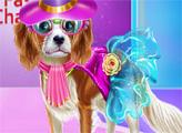 Игра Мировой фестиваль моды щенков