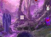 Игра Спаси Пасхального кролика из ангельского леса