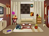 Игра Мини побег - стильный номер