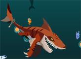 Игра Рыба ест и растет